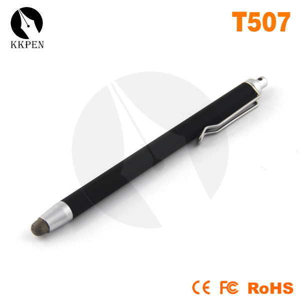 Jiangxin promotional cooper material attachable touch stylus