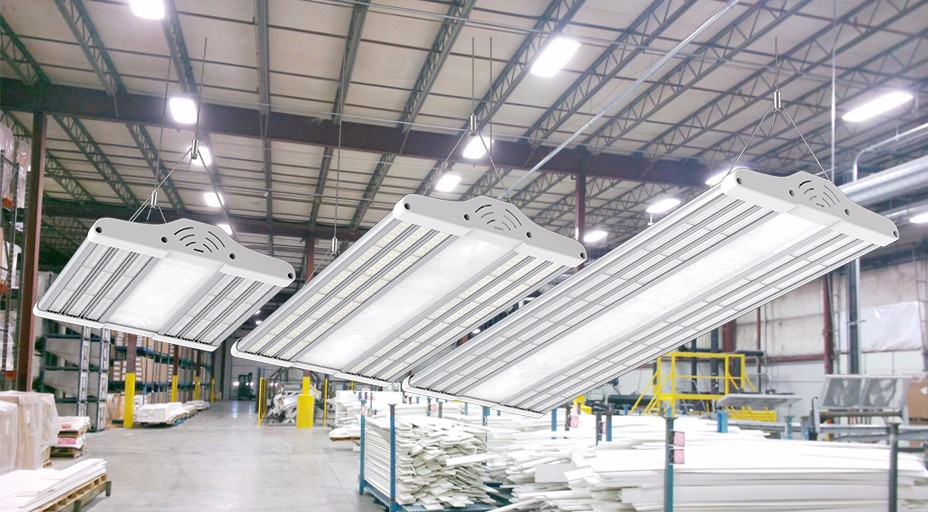 lighting bay light led highbay product high linear low application