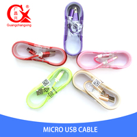 top quality high speed nylon braided cable usb samsung