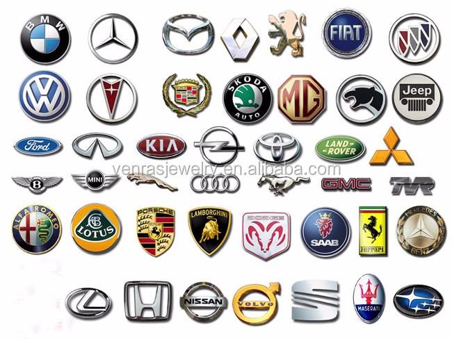 Sleutelhanger Groothandel Luxe Metalen Hyundai Auto Logo