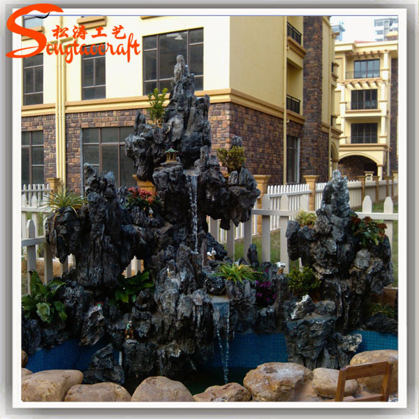Lowes Indoor Water Fountains Resin Chinese Water Fountains Garden ...