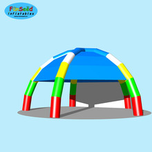 China professional manufacture inflatable dome tent for camping