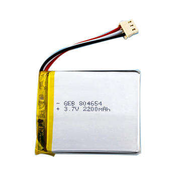 Factory Produced Pokemon Li-ion Battery 3.7V 2200mAh for Electric Kids Cars