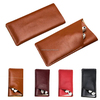 Genuine Leather Case For Samsung Galaxy S7 Edge HuaWei Phone Sleeve Pouch Cover