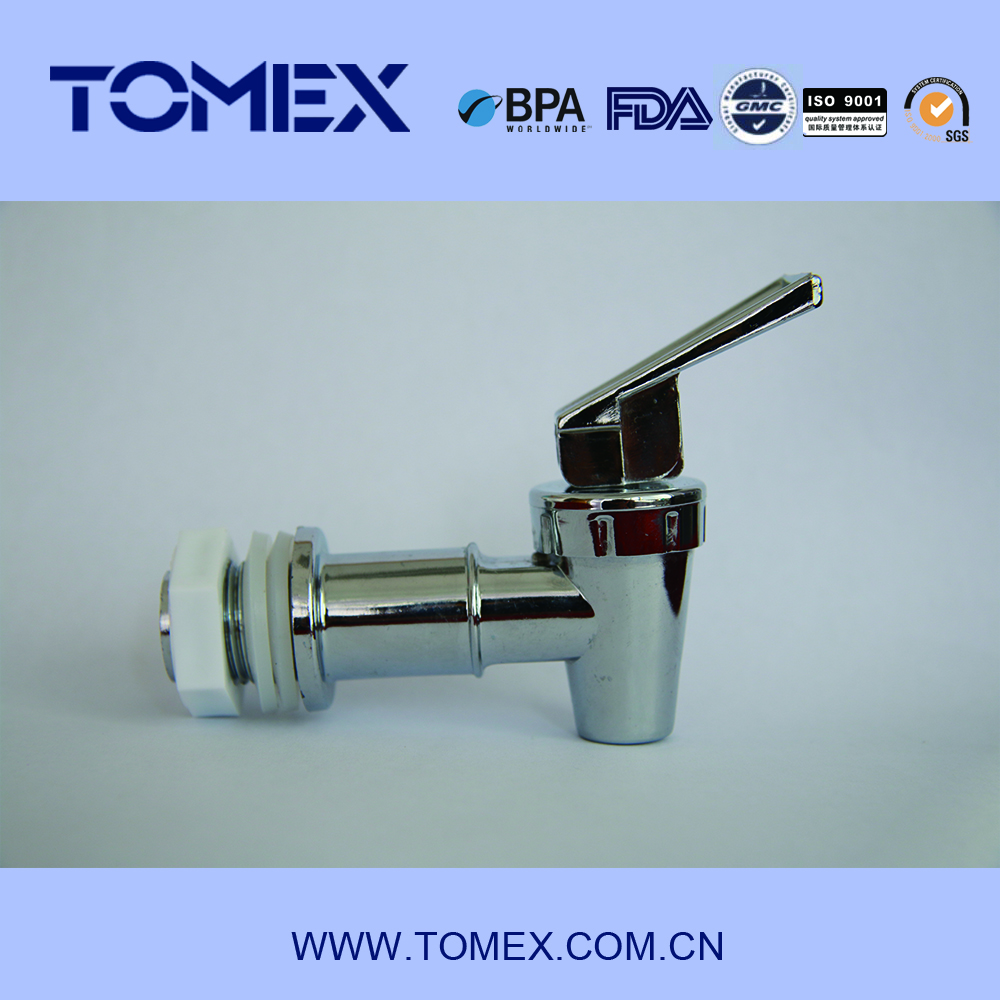 Plastic Water Dispenser Tap <strong>Manufacturered</strong> by TOMMUR
