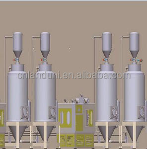 manufacture plastic pipe extrusion line centralized feeding system