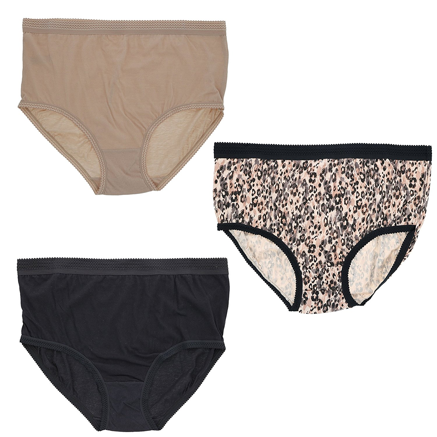 d1beeabb2e Buy delta burke pack plus size seamless hipster panties with lace jpg  1500x1500 Plus size swimwear