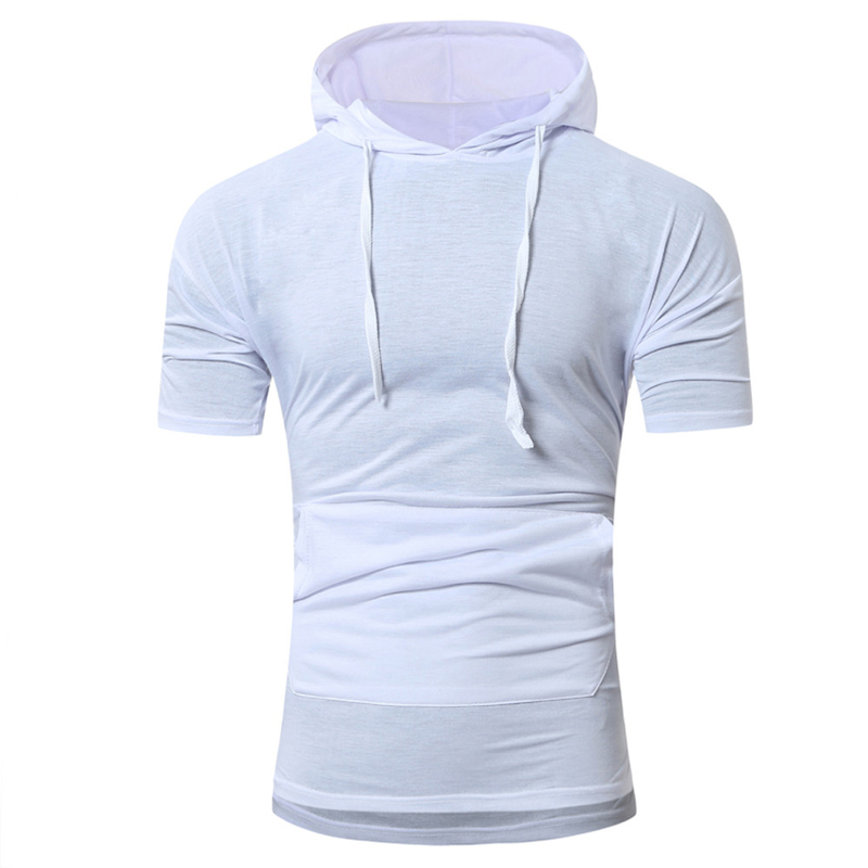 New Fashion Summer Hoodies Sweatshirt Casual Sports Male hoodie design Men blank hoodies t-shirts men