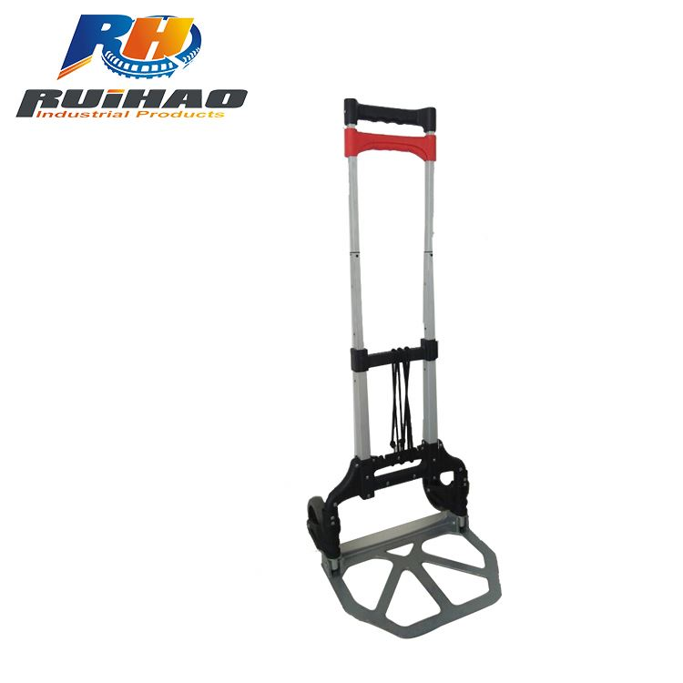 Foldable Aluminum Hand Truck Luggage Trolley, Trolley Luggage For Sale