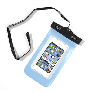 New designed high quality EVA PVC waterproof bag for phone