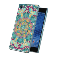 Hot new products custom back cover case for sony xperia z5 case
