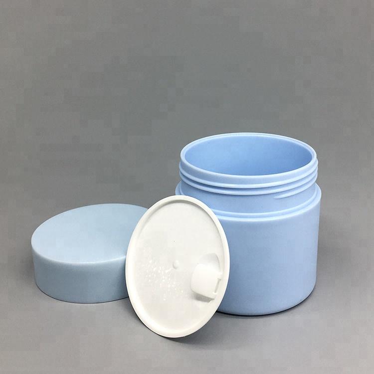 4oz 120g luxury cream skin plastic cosmetic jar