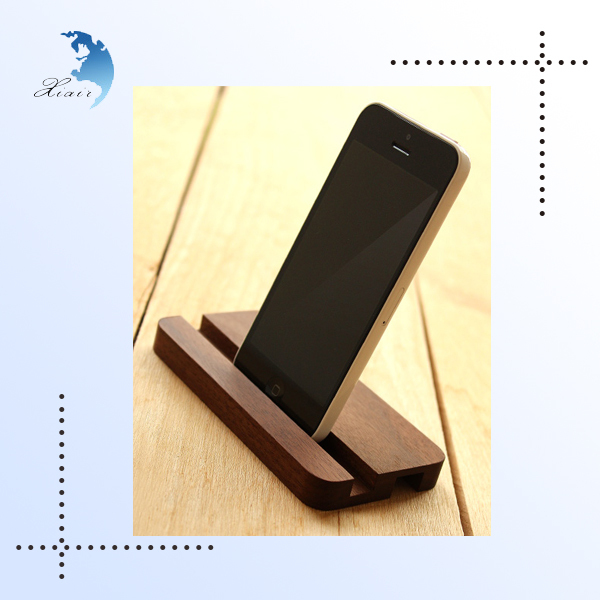 Handmade Office Home Decoration Gift Promotional Wooden Mobile/cell ...