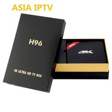 Mag 250 IPTV Box+1 year IPTV Subcription 1300 Europe IPTV Sky IT DE