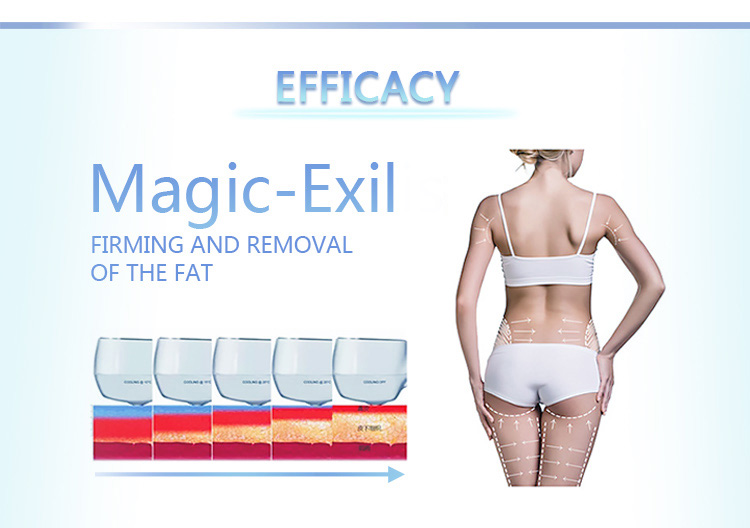 Hot new product!! Exil Slimming machine Noninvasive Skin Tightening Body Shaping beauty equipment