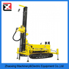 cheap 300m bore hole crawler hydraulic drilling rig piling machine