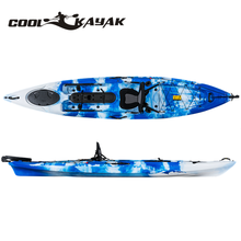 CE 1 person no inflatable fishing kayak best selling for sale