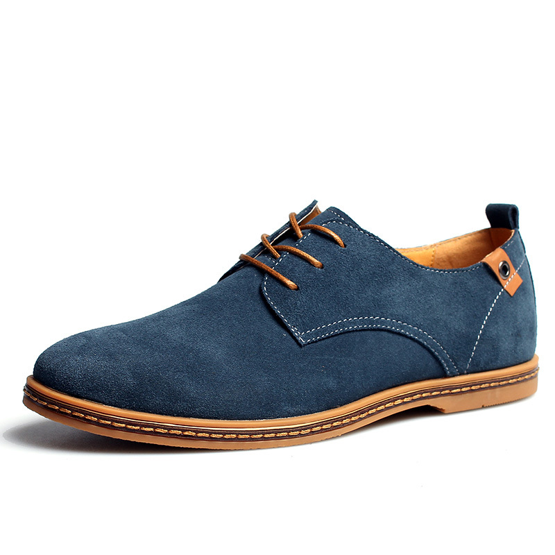 Style Young Men Casual Shoes Large Size