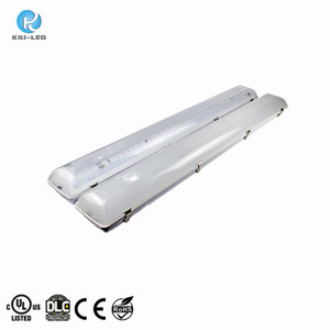 DLC V4.0 Premium 5VA Rate 4 foot 50W enclosed dust water proof white led vapor tight