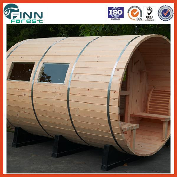 Factory supply new style sauna room,Customize barrel sauna