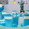 ELIYA Fancy Wedding Table Cloth And Table Runners / Wholesale Chair Covers
