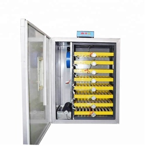 AC/DC180 to 500 eggs capacity used chicken egg incubator price for sale