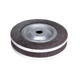 Aluminium Oxide abrasive buffing wheel for stainless steel polishing