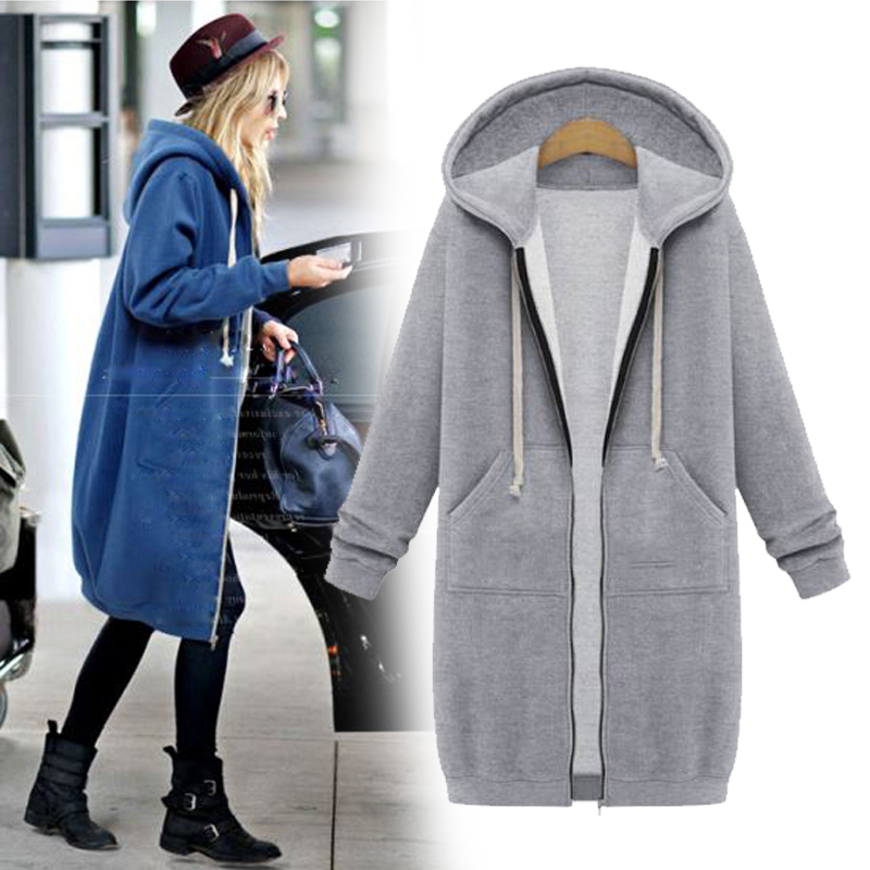 Long Fleece Jackets For Women Jacket To