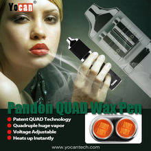 new products 2017 innovative product Yocan Pandon QUAD Vape Pen and quality accessories