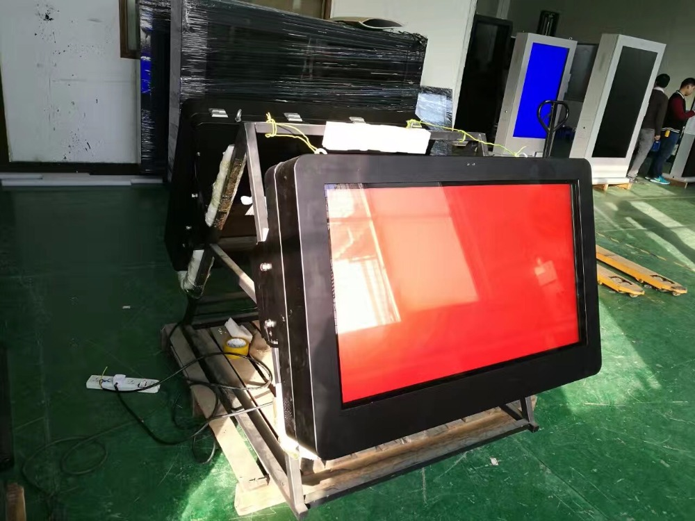 42 inch advertising tv/outdoor advertising screen