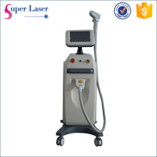 Permanent effective medical CE ISO Approved 808 nm diode laser for hair removal