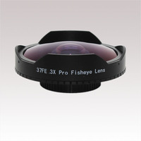 Conversion lens super fisheye lens 0.3x 37mm fisheye lens