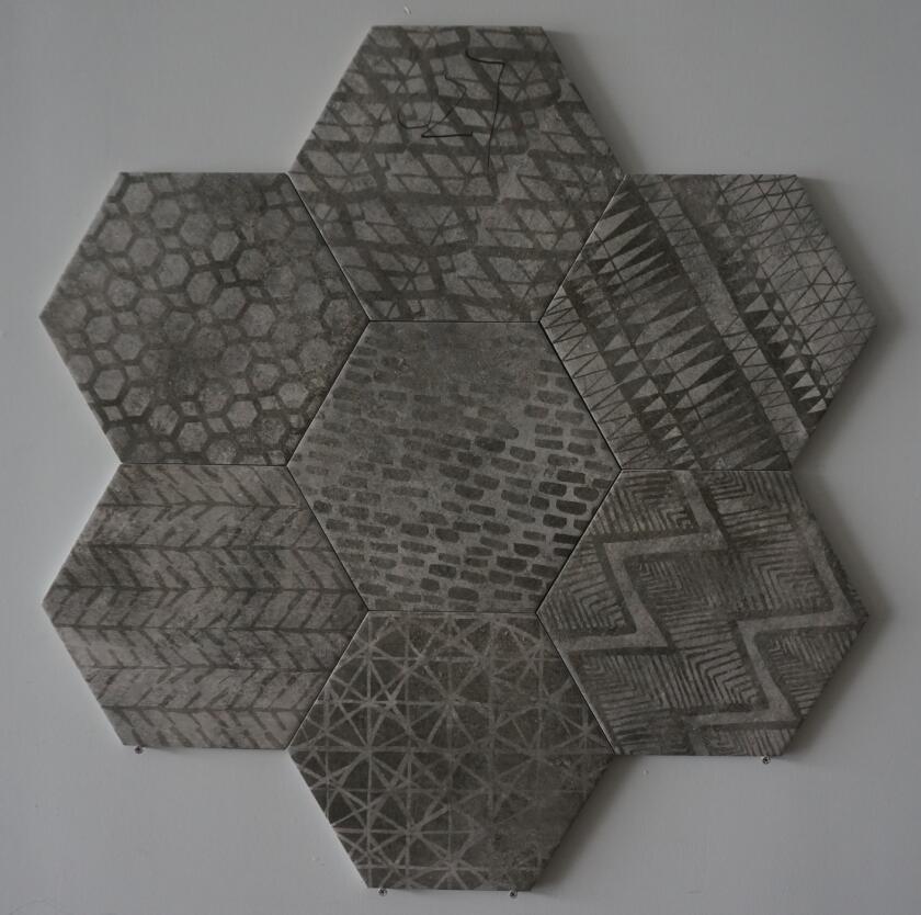 Zibo keramische 3d bangladesh keuken hexagon vintage tegel tegels ...