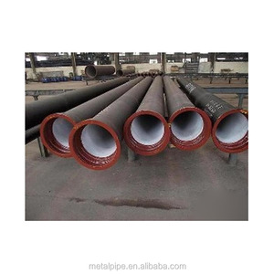 Iso2531 En545 Ductile Iron Loosing Flanged Pipe Fi-Iso2531