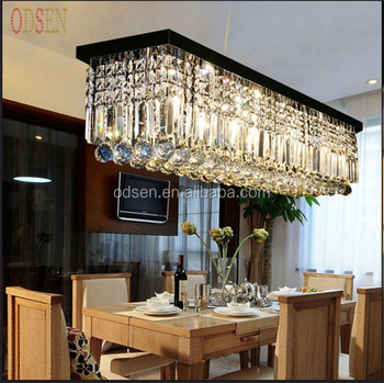 Modern Rectangle Chandelier Dining Room Table Crystal Chandeliers Buy Modern Rectangle Chandelier Dining Room Chandelier Dining Table Crystal