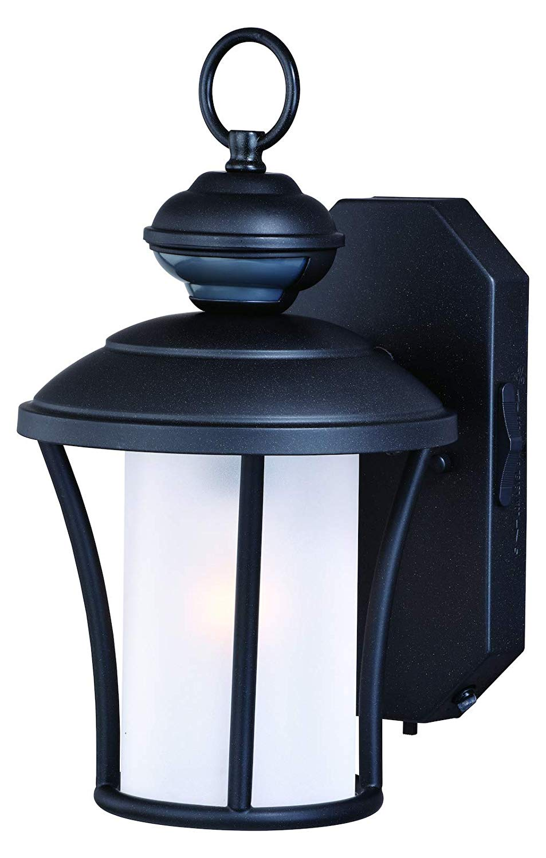 Parker Dualux 7.5In. Outdoor Wall Light Dark Bronze