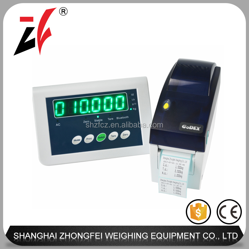 top RS232 platform scales weighing indicator