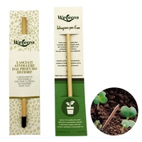 Wholesale Logo Customized Cheap Creative Plantable Seed Pencils with EN71 and CE certificate
