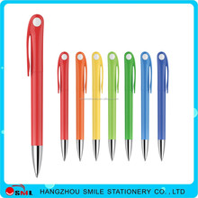 Promotional rabbit eyes plastic twist pens with custom logo