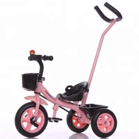 Ride on car simple baby tricycle / 2018 EVA tire children new model baby tricycle / 3 wheels cheap baby tricycle for children