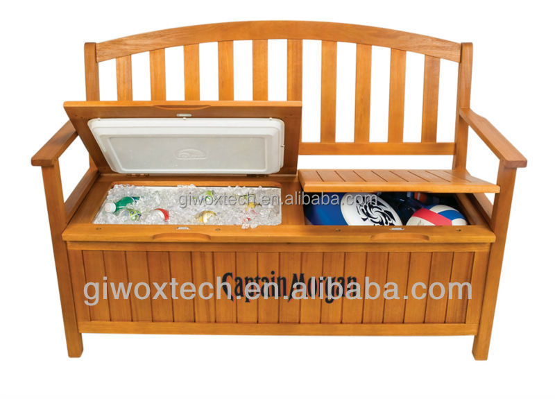 Outdoor Bench With Cooler, Outdoor Bench With Cooler Suppliers And  Manufacturers At Alibaba.com
