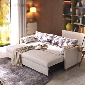 Modern Pull Out Sofa Bed Couch Fold
