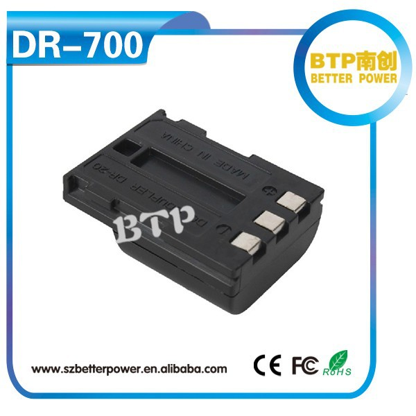 Brand new DR-700 Dummy battery dc coupler for Canon EOS 350D EOS 400D