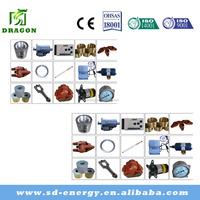 Spare Parts of Generators and Water Pumps (RECOIL STARTER)