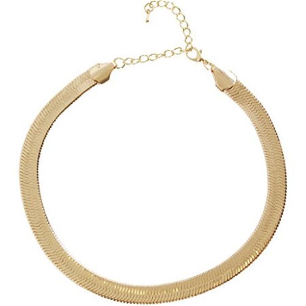 30fc4b611433 Yiwu al por mayor chapado en oro espiga plana serpiente cadena pulseras y  brazaletes para la