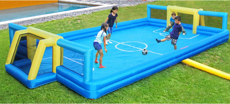 Best selling inflatable football field, inflatable soccer field, inflatable football pitch for sale