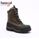 Hot sale cold weather waterproof warm cotton padded russian hunting winter boots