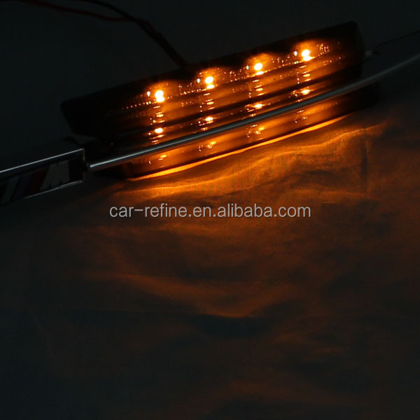 Car Accessories Led Side Marker Lamps Led Turn Signal Lights For - Car signal light
