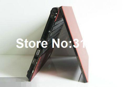 Бесплатная доставка лучшие продажи 14.1 дюймов ноутбук атом Intel D2600 1.6 ГГц двухъядерный память : 4 г DDR3 жесткий диск : 500 ГБ с DVD-RW