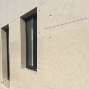 AS approved 10mm fiber cement exterior wall panels